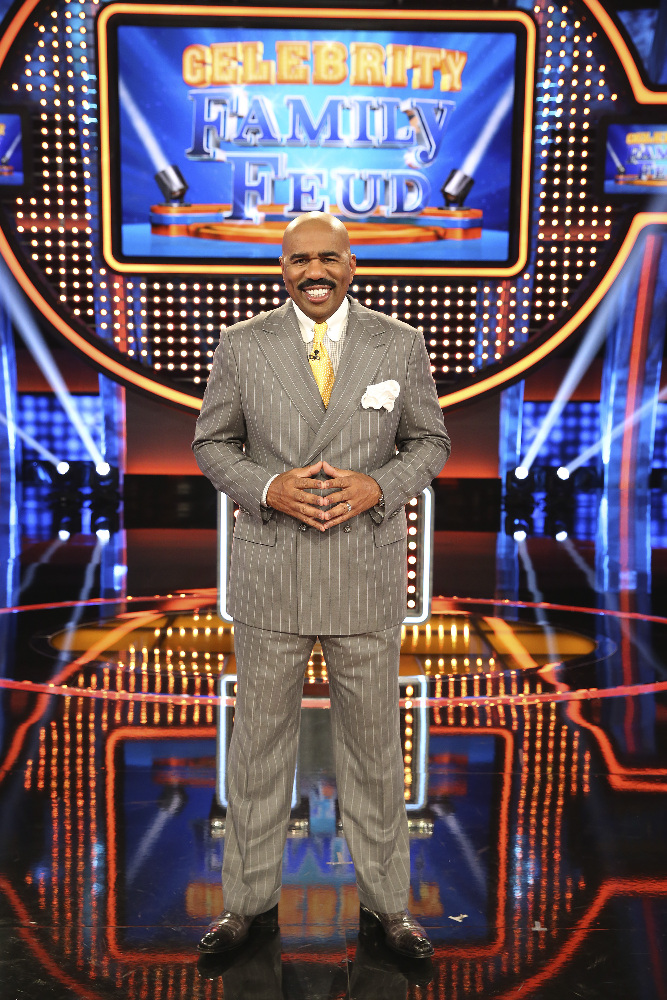 Celebrity Family Feud Premiere #CelebrityFamilyFeud