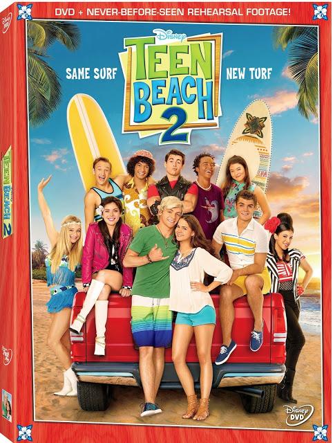 Teen Beach 2 DVD #TeenBeach2Event #TeenBeach2