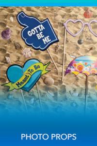 Teen Beach 2 Photo Props #TeenBeach2Event #TeenBeach2