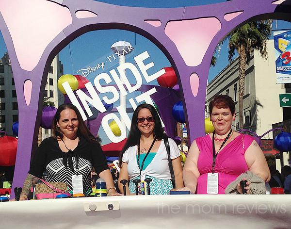 Inside Out Premiere #InsideOutEvent