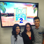An Interview with the Stars of Teen Beach 2 #TeenBeach2Event #InsideOutEvent