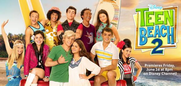 Teen Beach 2 Premiere #TeenBeach2 #TeenBeach2Event