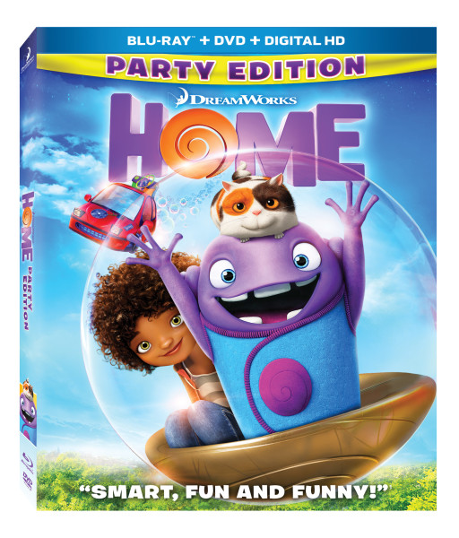 Fun Activity Pages for DreamWorks Animation's Home + Movie Giveaway #HomeInsiders