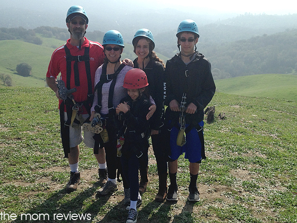 Yosemite Ziplines and Adventure Ranch #familytravel @YosemiteNation