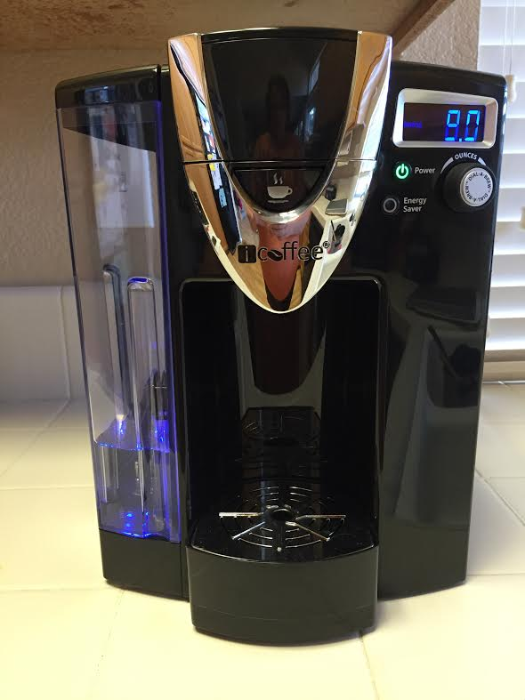 iCoffee Opus Single Serve Brewer