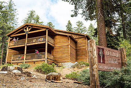 photo courtesy of visitSequoia.com & Kings Canyon National Park: John Muir Lodge and Grant Grove ...