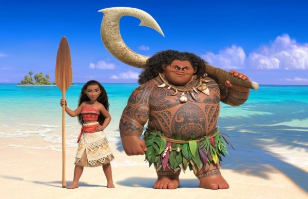Meet the Newest Disney Princess, Moana