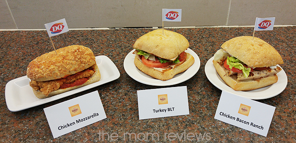 Sampling the New DQ Bakes! Menu at Dairy Queen Headquarters #LoveMyDQ