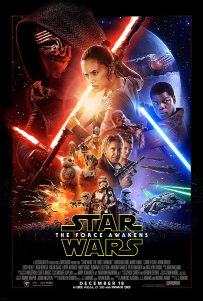 Star Wars The Force Awakens: New Trailer + Tickets Now on Sale #StarWars #TheForceAwakens