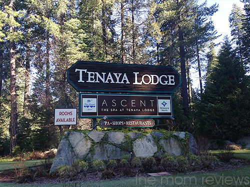 Yosemite National Park: Tenaya Lodge and Ascent Spa
