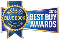 Kelley Blue Book Best Buy Awards #KBBBestBuy