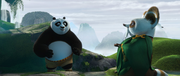 Kung Fu Panda 1 and 2 Rereleased: Lots of Fun Printables + Giveaway #PandaInsiders