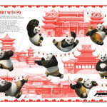 Kung Fu Panda Printables