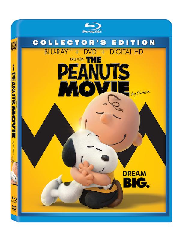 The Peanuts Movie #PeanutsInsiders
