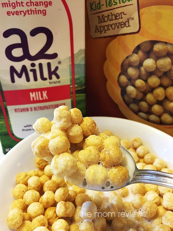 Enjoy Drinking Milk Again #a2milk #IC ad: