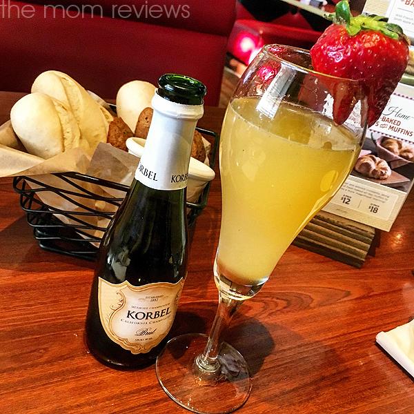 Mimi's Cafe Mango Mimi-Mosas