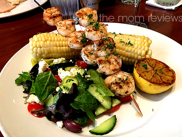 Mimi's Cafe Shrimp Skewers
