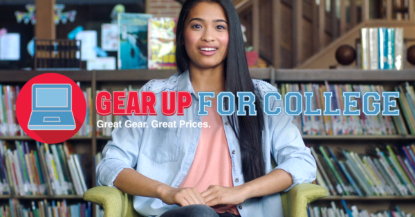 Adjusting to the First Year of College #GearUpForSchool #GearingParentsUp