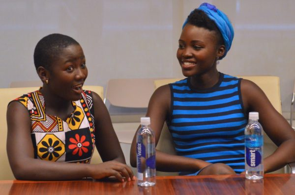 Exclusive Interview with the Stars of Queen of Katwe