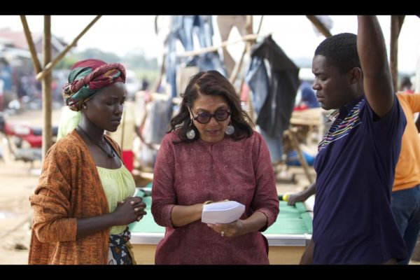 Queen of Katwe Director Mira Nair