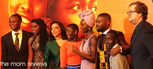 Queen of Katwe Hollywood Premiere
