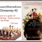 Play Chess Like the Queen Of Katwe #QueenOfKatweEvent #QueenOfKatwe