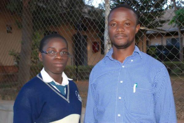 Phiona Mutesi and Robert Katende #QueenOfKatweEvent
