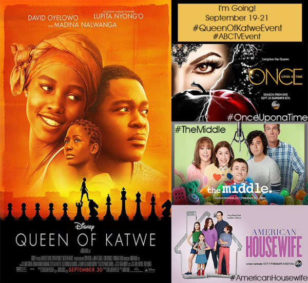 Queen of Katwe Event #QueenOfKatweEvent