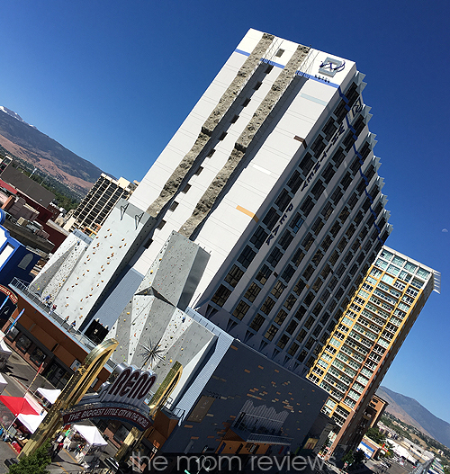Explore the Whitney Peak Hotel in Reno, Nevada