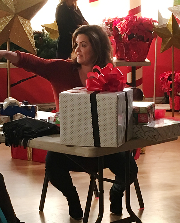 Behind the Scenes of ABC's New Comedy American Housewife #ABCTVEvent #AmericanHousewife