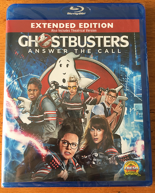 Boo it Forward with Ghostbusters Answer the Call