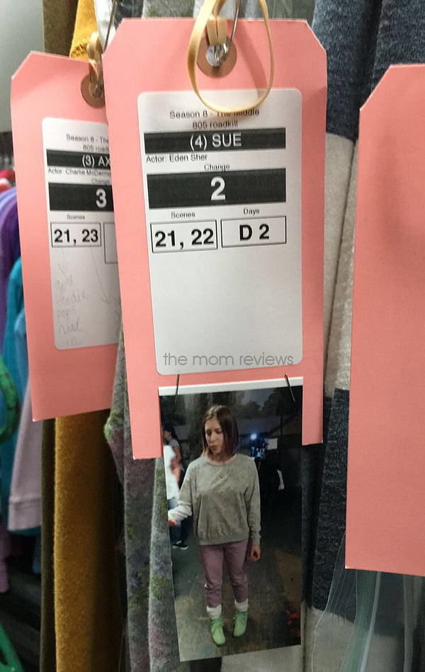 Behind the Scenes of ABC's The Middle + New Tuesday Night Lineup