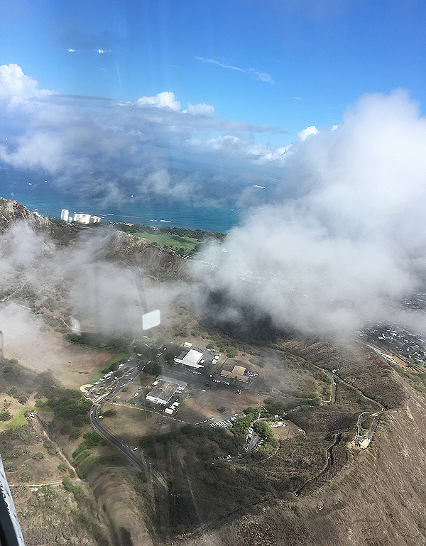Pali Makani Helicopter Tour
