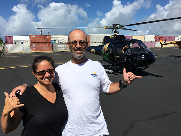 Fly Over Oahu on the Pali Makani Helicopter Tour