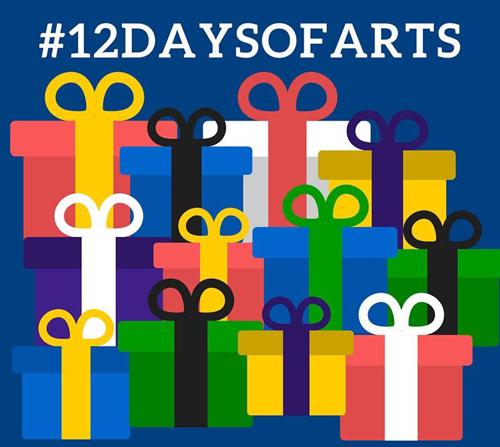 #12daysarts San Jose