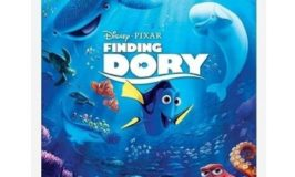 Finding Dory on Blu-ray and Easter Eggs #FindingDory