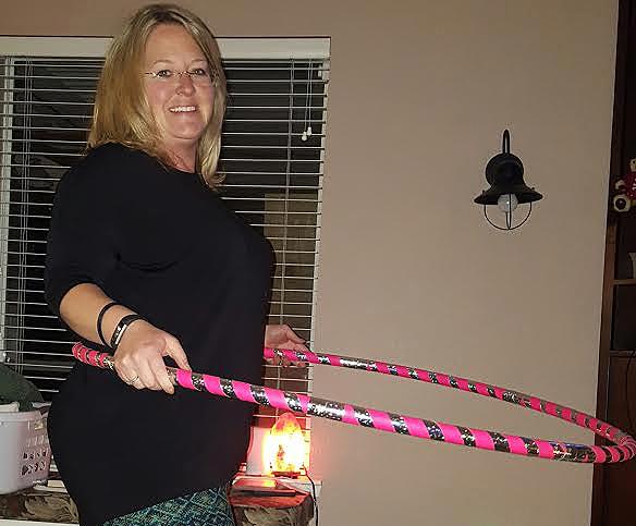 Cardio Dance Hoop