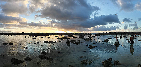 Shark's Cove Lagoon, Oahu