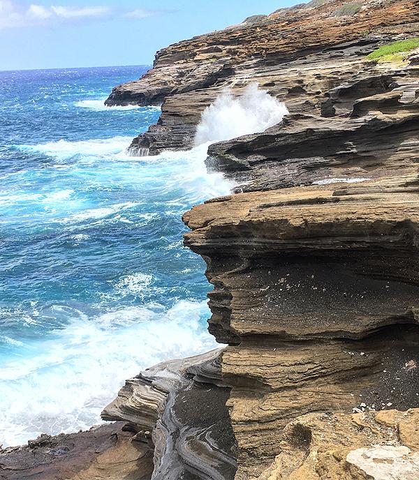 Lanai Lookout, Oahu