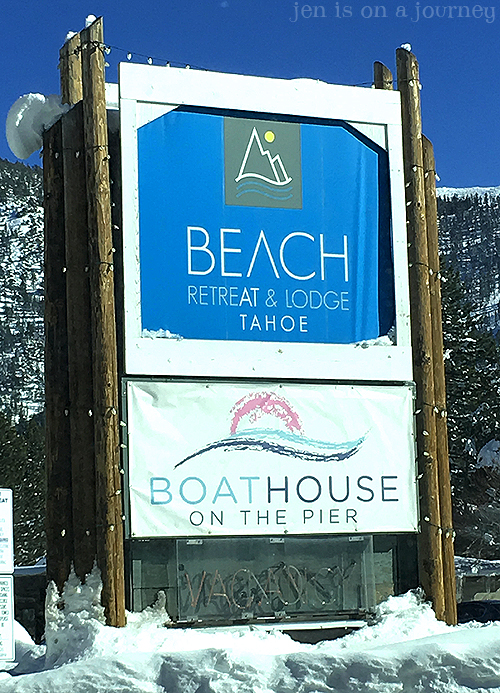 Beach Retreat and Lodge, Lake Tahoe