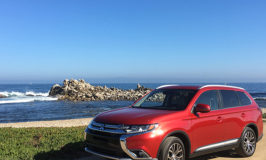 A Few Great Things about the 2016 Mitsubishi Outlander 3.0 GT