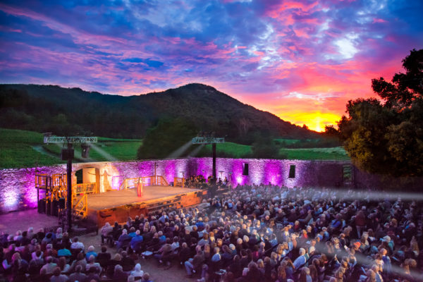 Broadway Under the Stars, Sonoma