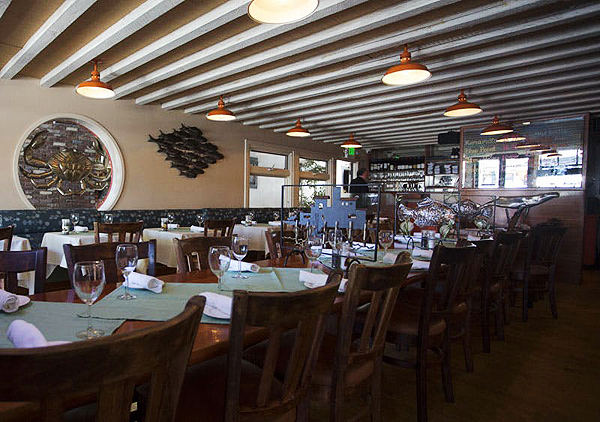 Flaherty's Seafood Grill, Carmel by the Sea
