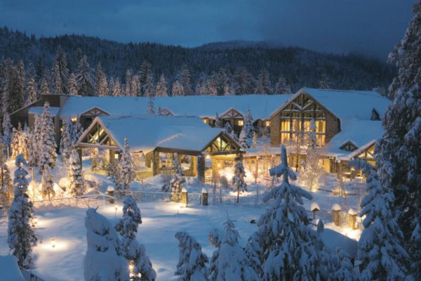 Yosemite National Park:  Winter Family Fun at Tenaya Lodge