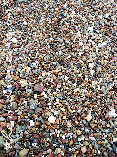 We Spent Hours Scouring The Beautiful Landscape Finding Perfect Collection Of Stones